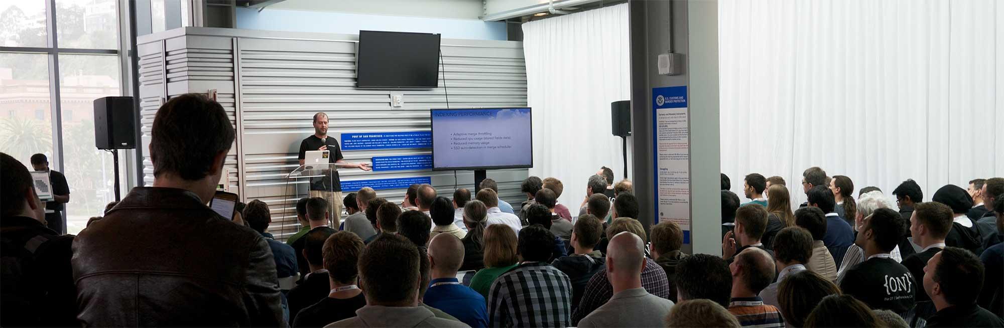 Elastic{ON}15 Presentations