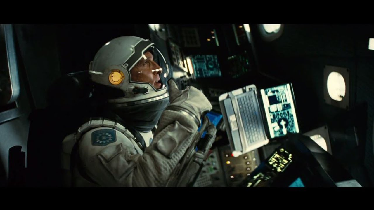 Scene from Interstellar